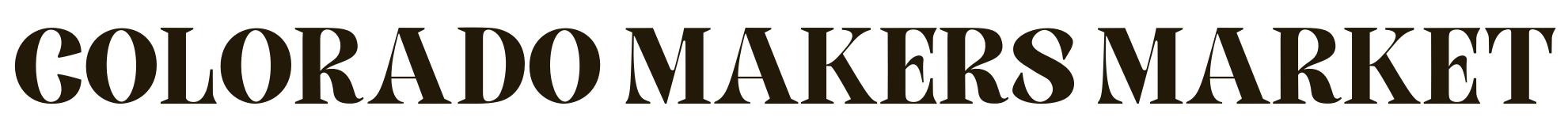 Colorado Makers Market